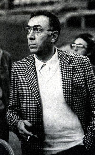 L'Avvocato Gianluigi Porelli